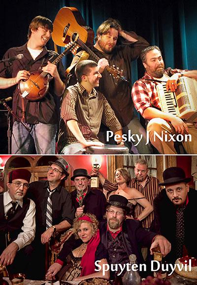 Pesky J Nixon and Spuyten Duyvil